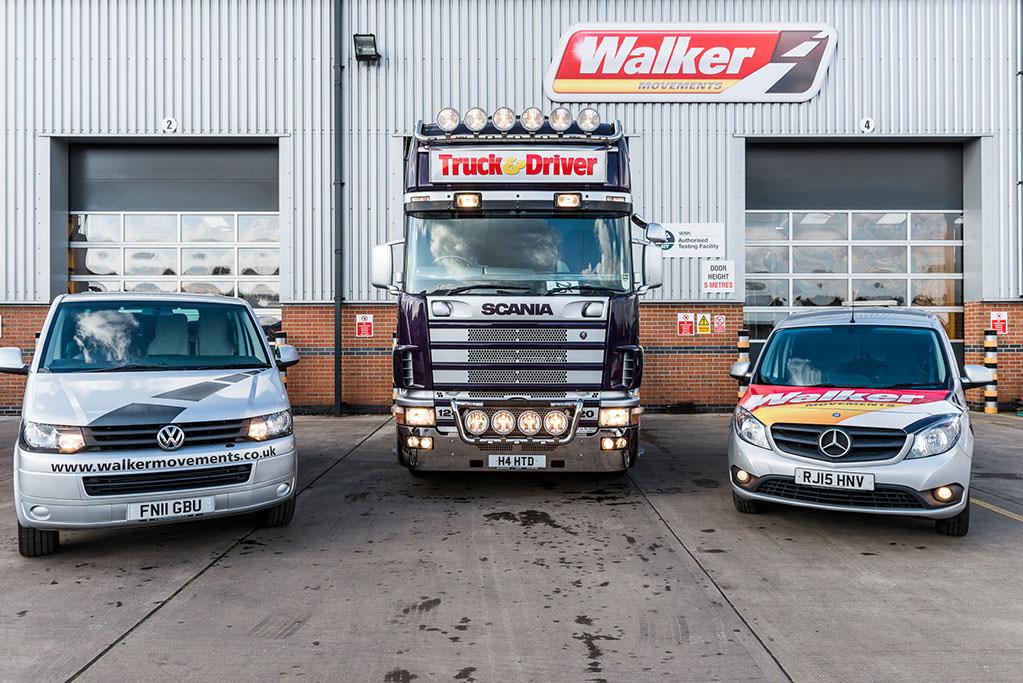 walker-branded-truck-car