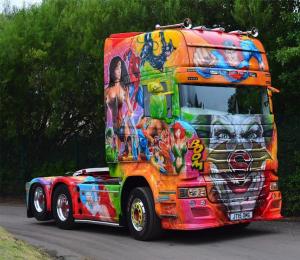 Pimp My Truck - Blog - Walker Movements